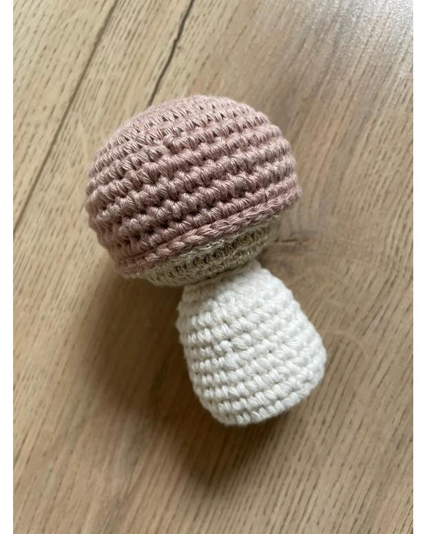 Petit champignon en crochet