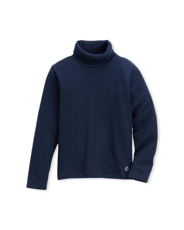 Sous-pull bleu marine