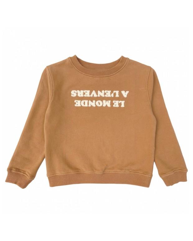 Sweatshirt macchiato