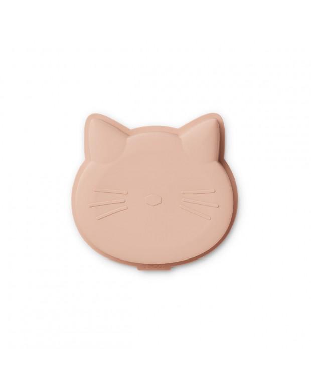 Moule à gâteau Amory cat rose