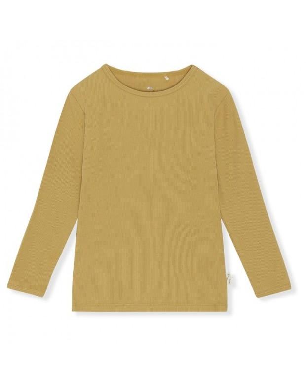 Tee-shirt moutarde