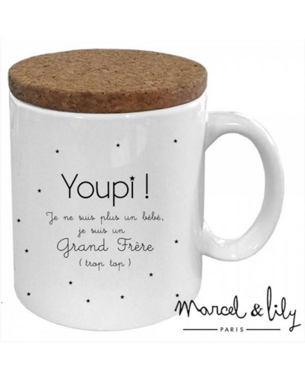 """Mug """"Youpi ! Je suis un..."""